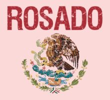 Rosado Surname Mexican Kids Clothes