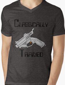 Dreamcast Classically Trained Mens V-Neck T-Shirt