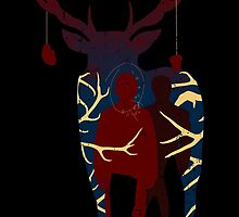 The Bloody Stag by CXPStees