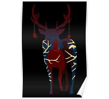 The Bloody Stag Poster