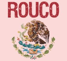 Rouco Surname Mexican Kids Clothes
