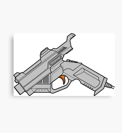 Dreamcast Packing Heat Canvas Print