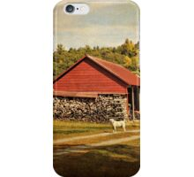 Protector of the Farm iPhone Case/Skin