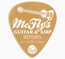 McFly's Repairs - Orange Kids Clothes