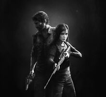 The last of us by mariafumada
