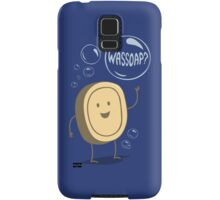 Wassoap? Samsung Galaxy Case/Skin