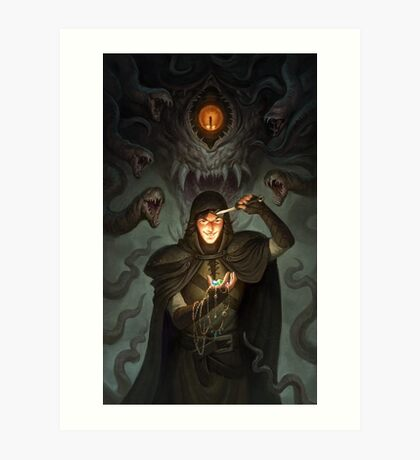 Thief's Luck Art Print