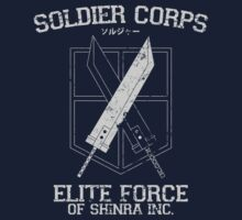 Soldier Corps by CXPStees