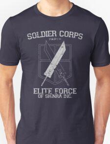 Soldier Corps Unisex T-Shirt
