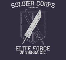 Soldier Corps Unisex T-Shirt