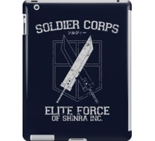 Soldier Corps iPad Case/Skin