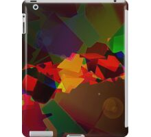 The happiness is not in the research for the perfection, but in the tolerance of the imperfection iPad Case/Skin