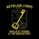 Keyblade Corps by CXPStees
