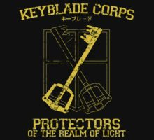Keyblade Corps T-Shirt