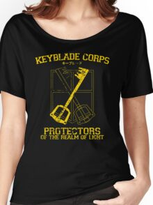 Keyblade Corps Women's Relaxed Fit T-Shirt