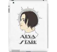 Arya Stark iPad Case/Skin