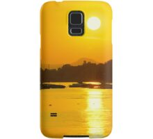 Lake Constance Sunset (Bodensee) Samsung Galaxy Case/Skin