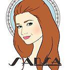 Sansa Stark by CatAstrophe