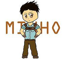 The Maze Runner - Chibi Minho by GalaxyHowl