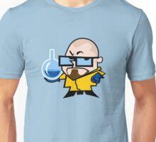 Dexter White Unisex T-Shirt