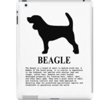 Basset Hound iPad Case/Skin
