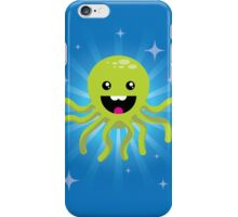 Happy Octopus iPhone Case/Skin