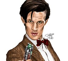 11th Doctor by Sekazimaru