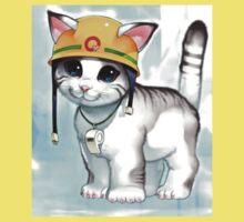 rescue cat  Kids Clothes