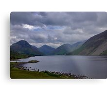 Wastwater Lake District Metal Print