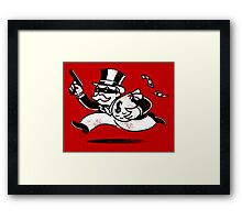The last Move Framed Print