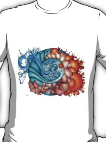 earth, wind, water and fire T-Shirt