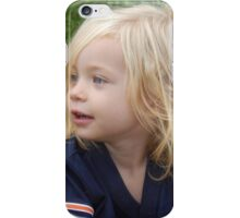Informal Portrait of Maelie iPhone Case/Skin