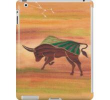 Taurus - Stability iPad Case/Skin