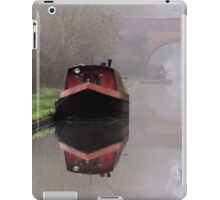 Mystical Barge on the Canal iPad Case/Skin