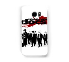 Reservoir Docs Samsung Galaxy Case/Skin