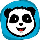 Laughing Panda by pda1986