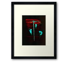 WDV - 048 - Claymore Framed Print