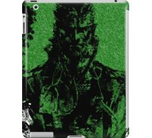 Metal Gear Solid 3 - Snake Eater - Big Boss - Eva - Boss iPad Case/Skin