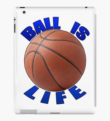 Ball Is Life iPad Case/Skin