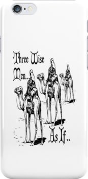 Three Wise Men ... As If by taiche