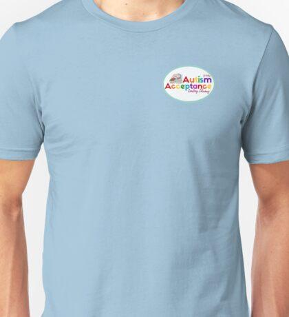 Library logo w/rainbow text T-Shirt
