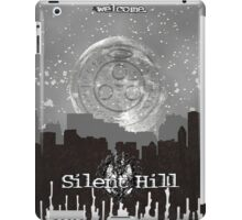 Silent Hill - Simplistic Graphic Design iPad Case/Skin