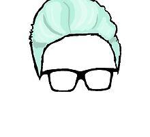 Tyler Oakley by designsbymillie