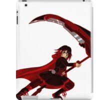 Little Red Huntress iPad Case/Skin