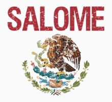 Salome Surname Mexican by surnames