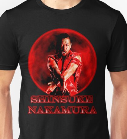 Red Moon of Strong Style Unisex T-Shirt
