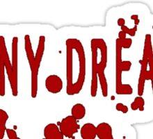 penny dreadful Sticker