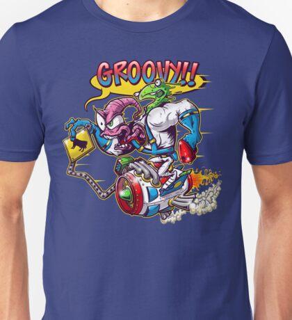 Groovy Fink Unisex T-Shirt