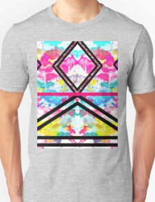 Colors - abstract Unisex T-Shirt
