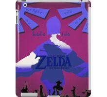 Legend of Zelda: Skyward Sword - Link - Fi - Loftwing iPad Case/Skin